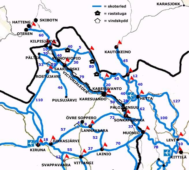 karta karesuando Välkommen till Karesuando.se karta karesuando